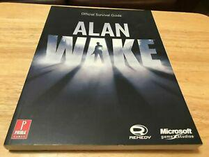 Alan wake official survival guide