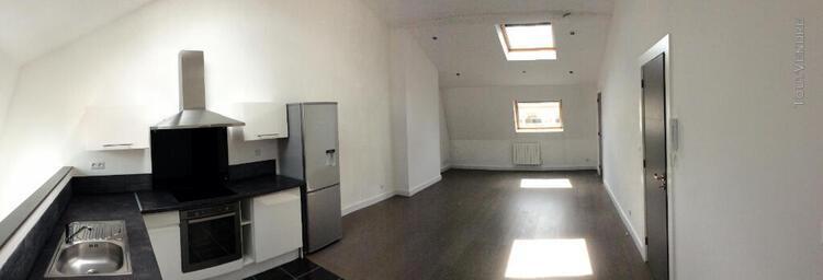Appartement lille 3 pièces 64.63 m²
