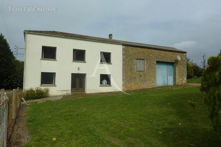 Cravans, maison - 6 pièce(s) - 145 m2, 5042 m² terrain.