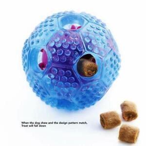 Dareyou jouet chien balle indestructible, jouet pour chien