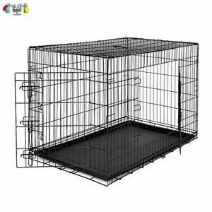 Dibea dc00495, cage de transport pour chiens et petits