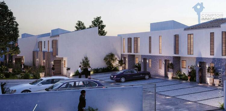 Dépt hérault (34) pérols - a vendre villa t4 de 82, 51