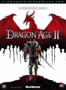 Dragon age ii guide officiel complet (français)
