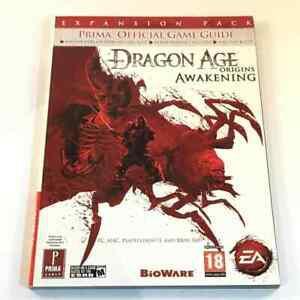 Dragon age origins awakening prima official game guide