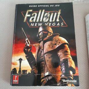 Fallout new vegas guide officiel du jeu (français)