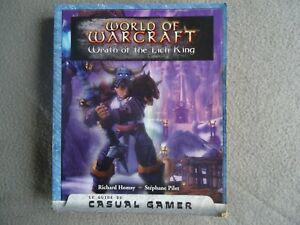 Guide pc world of warcraft wrath of the lich king casual