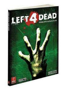 Left 4 dead prima official game guide