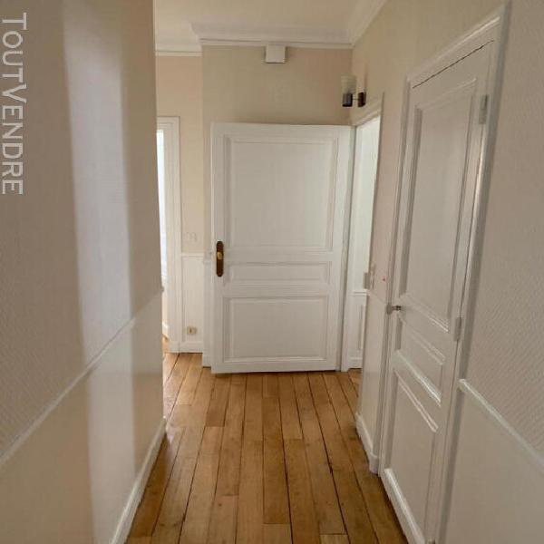 Levallois - appartement 4 pièces - 95.62 m2