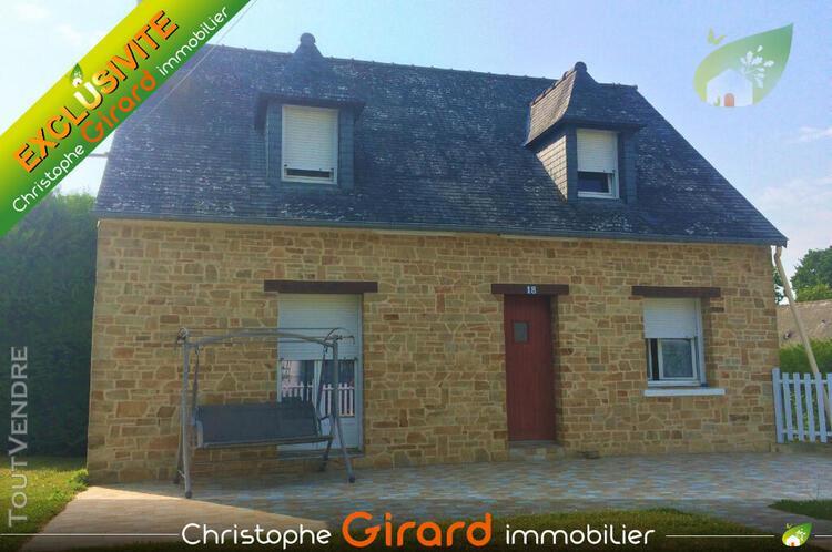 Maison les champs geraux (22630) 4 pièces 85 m²