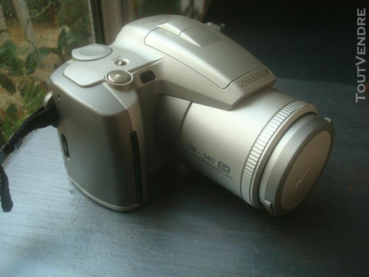 Olympus is 5000 - 35 mm appareil photo argentique argent