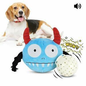 Pedomus jouet interactif pour chien ? ballon en peluche