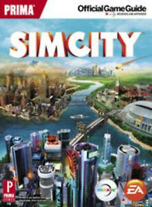 Sim city official game guide
