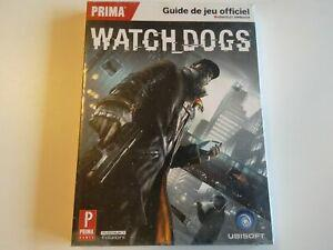 Watch dogs guide de jeu officiel (français)
