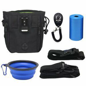 Yotako sac de dressage de chien, chien clicker + pliable