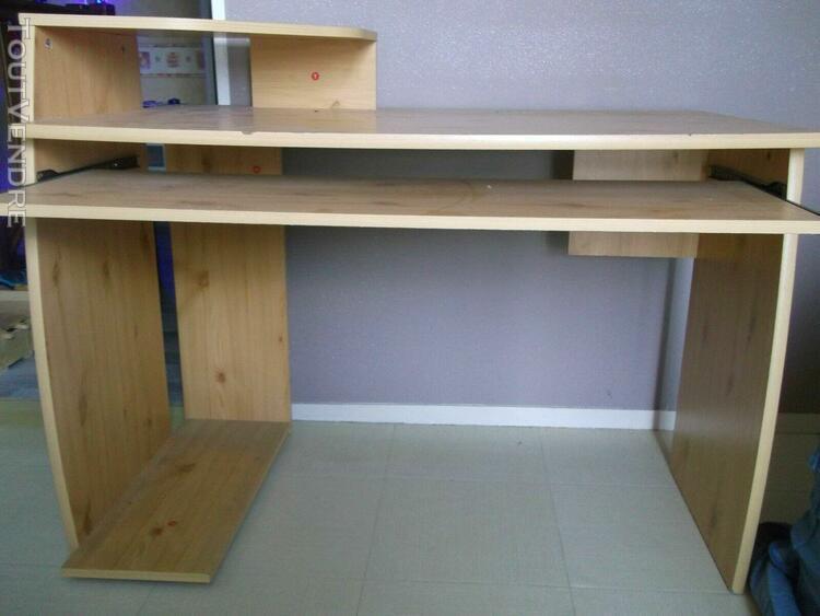 Bureau informatique +chaise de bureau
