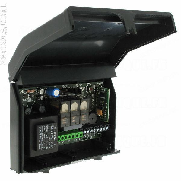 récepteur cardin rpq449 rideau volet roulant centrale de