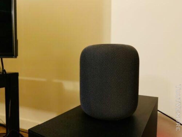 Apple homepod space grey sous garantie