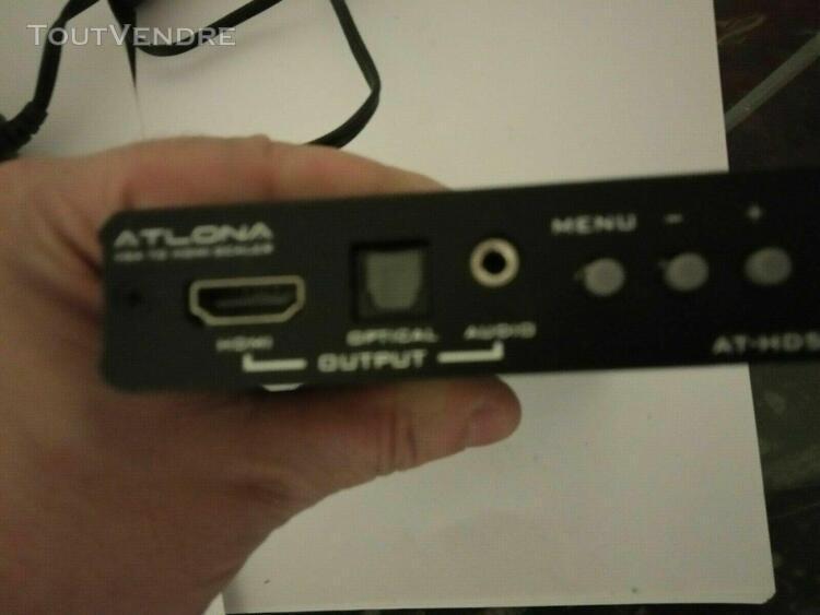 Atlona adaptateur upscaler vga vers hdmi -dreamcast- 1080p