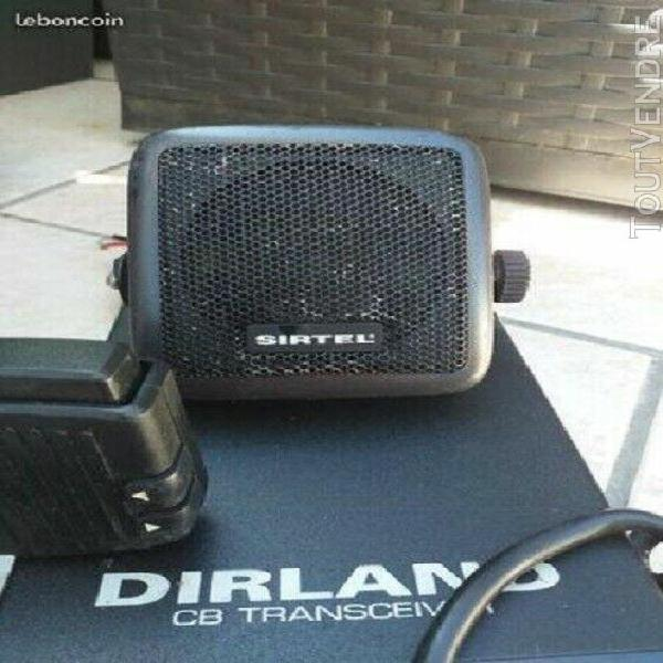 Cb dirland 77-114 fonctionnelle avec hp sirtel