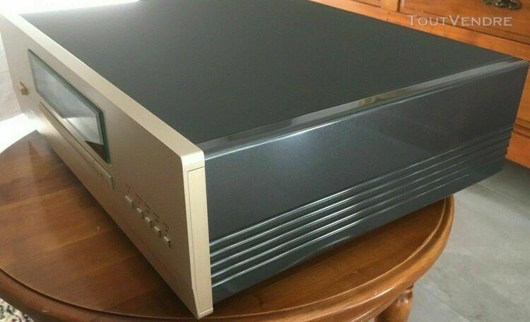 convertisseur / lecteur cd - accuphase dp 510