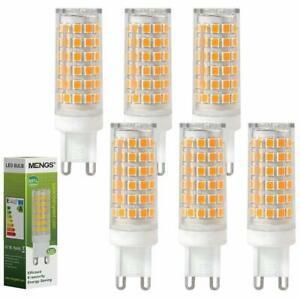 7x DEL Ampoule 11 W blanc chaud Sparlampe Ampoules Ampoule Lampe de e27 Bon état