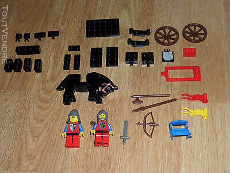 Lego 6022 100% complet avec instructions et boite pièces en