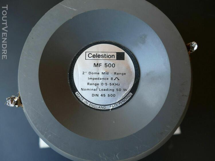 medium celestion - mf500 mf 500 - md500 md 500 for celestion