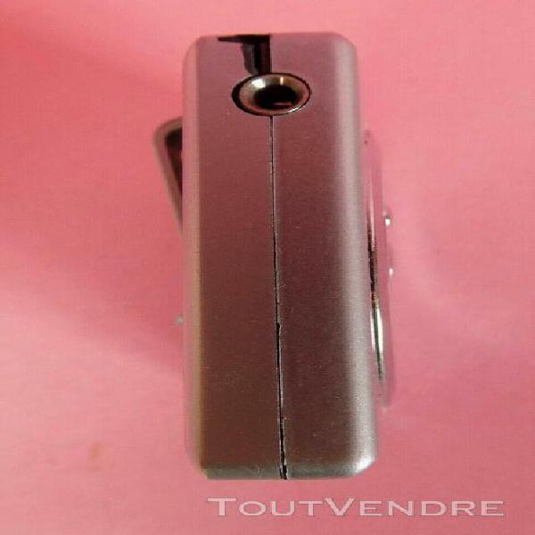mini radio fm portatif sans casque à piles