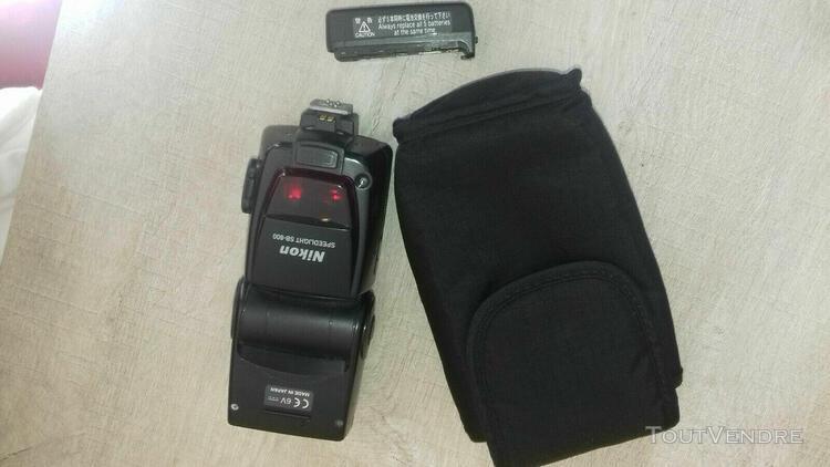 Nikon sb-800 flash speedlight