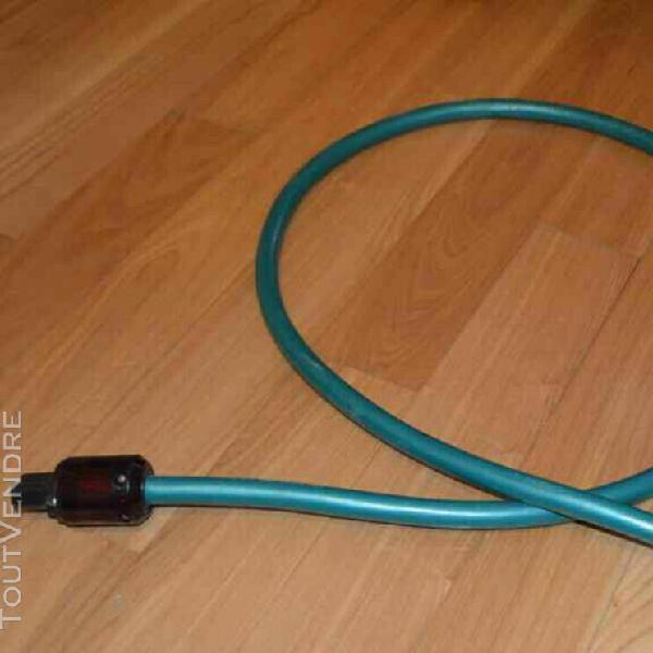 ortofon 8n cable d'alimentation audiophile hi-fi prises eu
