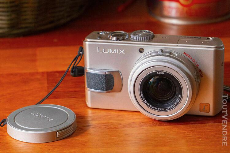 Panasonic lumix dmc-lx2 10,2 mp -compact digital camera