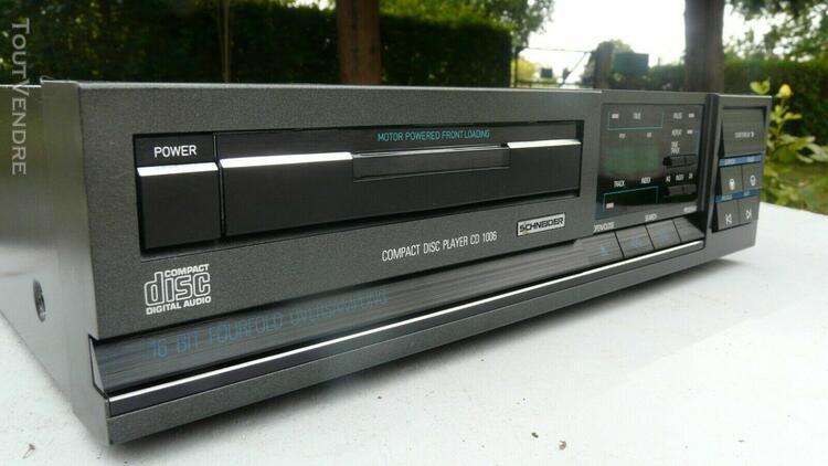 platine laser schneider cd 1006