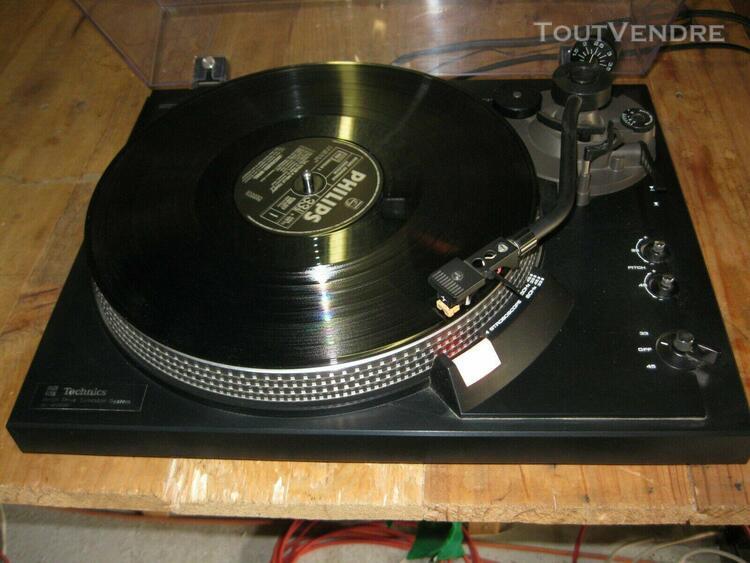 Platine vinyle technics sl 2000