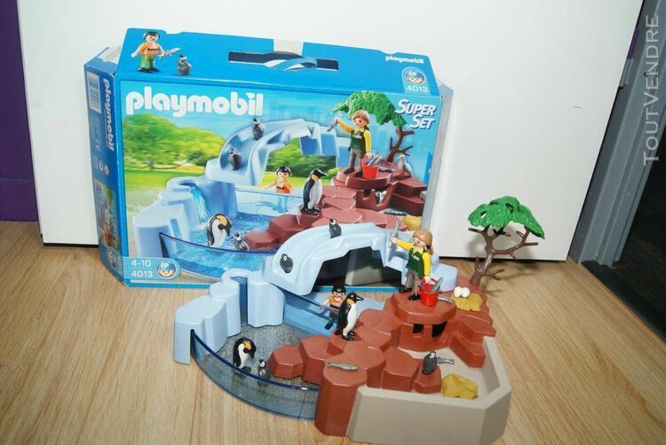 Playmobil boite 4013