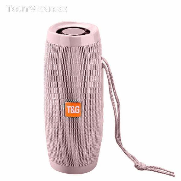 portable sans fil blueteeth son stéréo sdcard haut-parleur