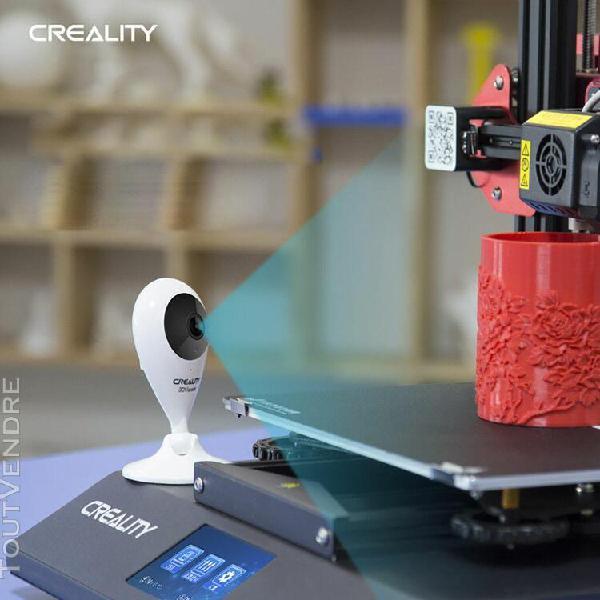 2019 creality 3d viewer 1080p caméra imprimante