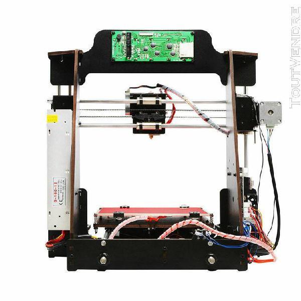 2019 diy imprimante prusa i3 pro w impression kit 3d support