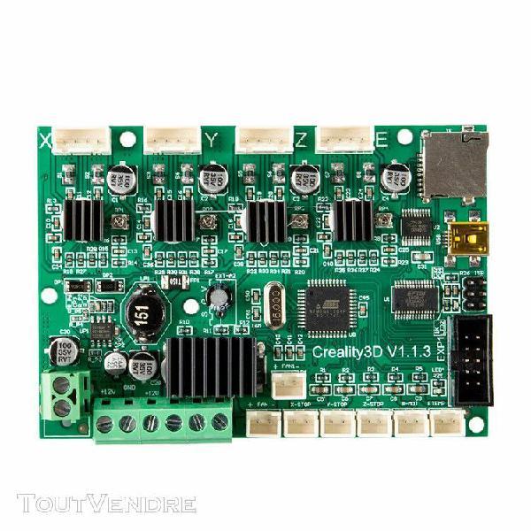 2019 mise à jour creality 3d cr-10 mainboard / carte mère