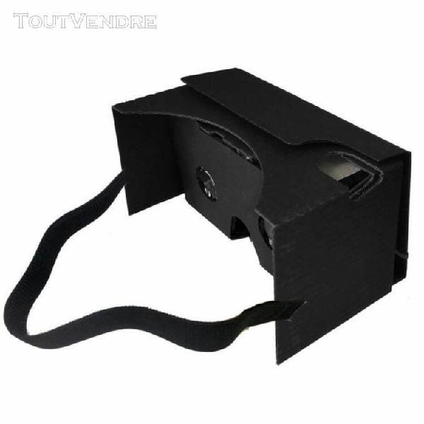 2019 pour google cardboard v2 lunettes 3d réalité
