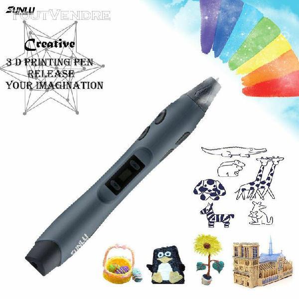 2019 stylo d'impression 3d troisième génération