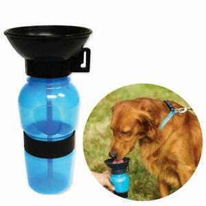 Baoii chien bouteille d'eau souple anti-déversement