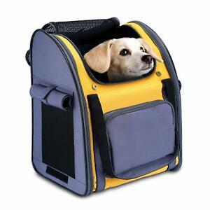 Happy hachi sac de transport pour chien sac à dos souple