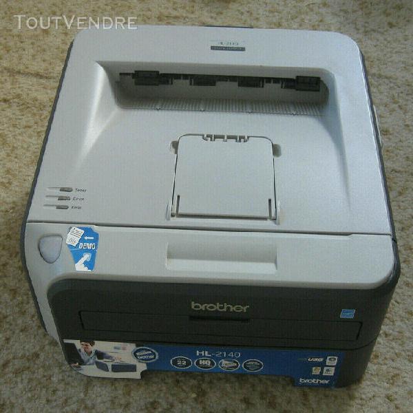 imprimante hl-2140 laser brother n&b