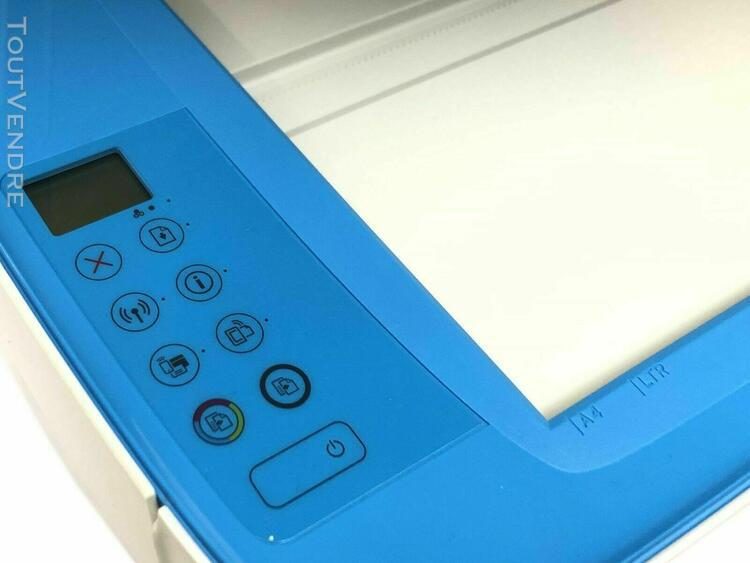 imprimante multifonction tout-en-un hp deskjet 3637 avec car