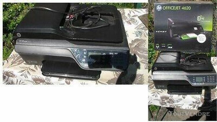 imprimante officejet 4620 marque hp à réviser ou pour