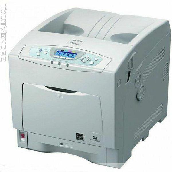 imprimante professionnelle laser couleur ricoh sp c420dn