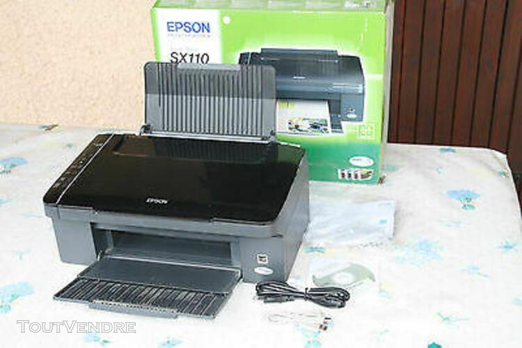 imprimante / scanner epson sx110 tampons d'encre à
