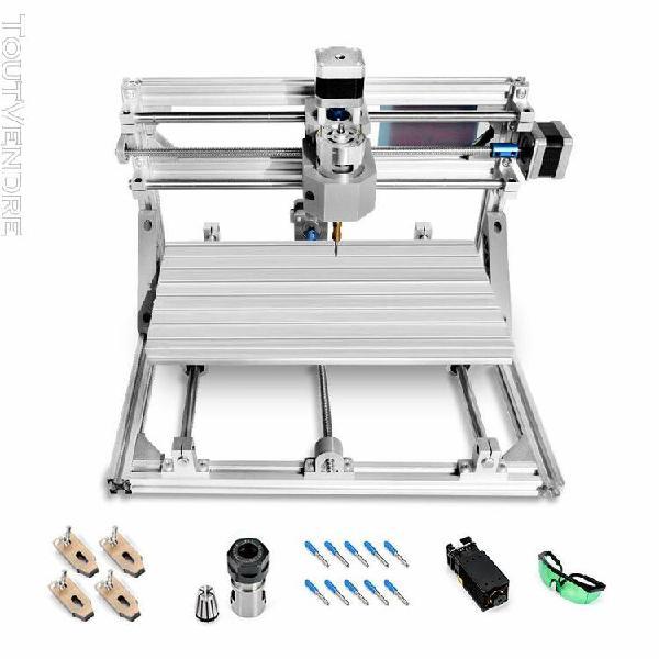 kit de mini machine de gravure laser imprimante cnc3018 2500