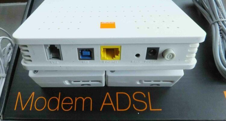 Modem/ routeur adsl sagem - orange