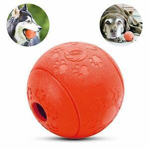 Pedomus jouets pour chien balle à mâcher pour nourriture